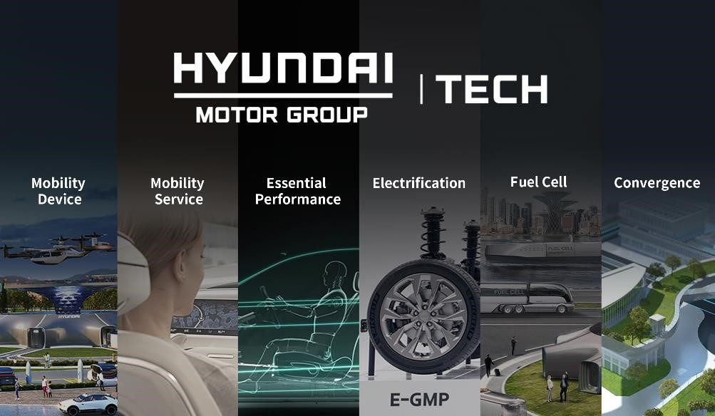 Hyundai Motor Group запустила новый сайт о лидерстве в сфере технологий будущего